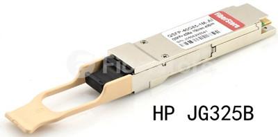 JG325B, a 40GBASE-SR4 QSFP+ transceiver