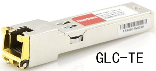 GLC-TE, Cisco compatible 1000BASE-T SFP