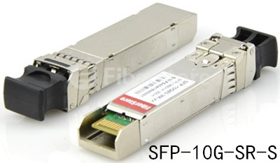SFP-10G-SR-S, supporting 300m link length using OM3