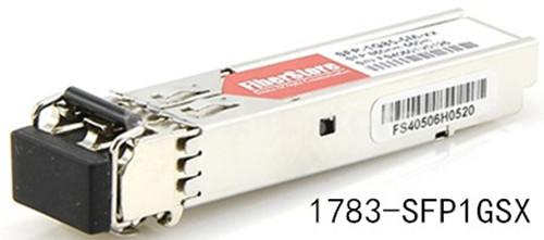 1783-SFP1GSX, 1000BASE-SX SFP