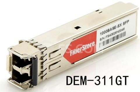 DEM-311GT, D-Link compatible 1000BASE-SX SFP