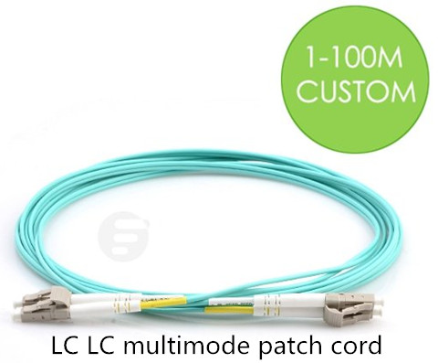 LC LC multimode patch cord